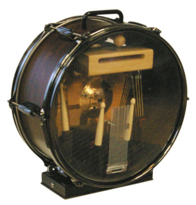 Self-playing Percussion